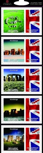 Stonehenge Colour