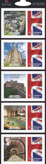 English Heritage - Dover Castle