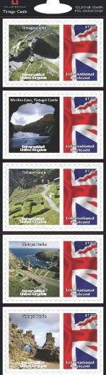 English Heritage - Tintagel Castle