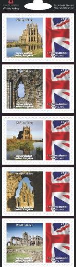 English Heritage - Whitby Abbey