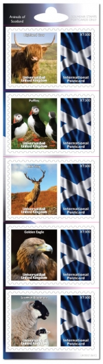 Animals of Scotland